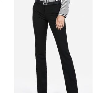 Express Black Trousers